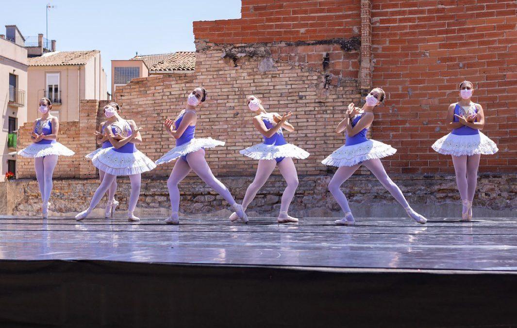 BCM participa en l'actuació del Dia Internacional de la Dansa