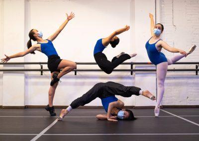 monogràfic de dansa