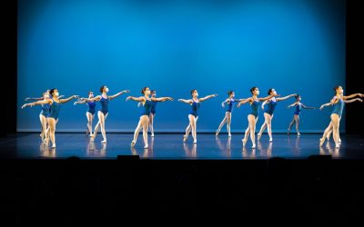 BCM tanca el curs amb una classe de ballet clàssic oberta